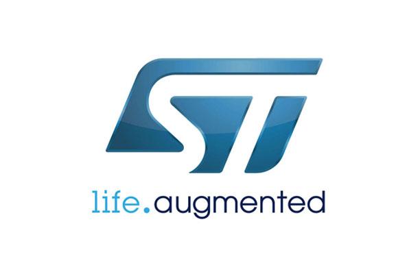 ST logo