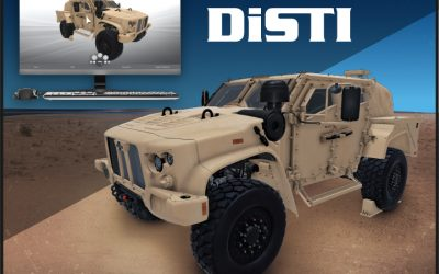 U.S. Army Awards DiSTI $10M for JLTV Trainers